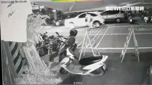 新北市,中和,權利車,拖行,重傷害