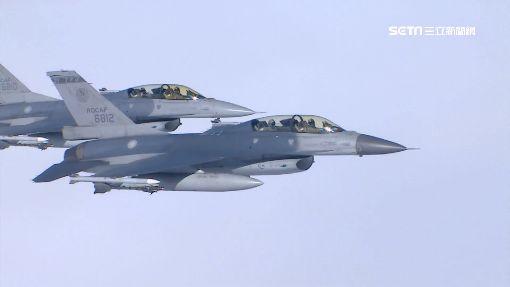 為新購戰機赴立院報告 蘇貞昌:中對台威脅劇增!