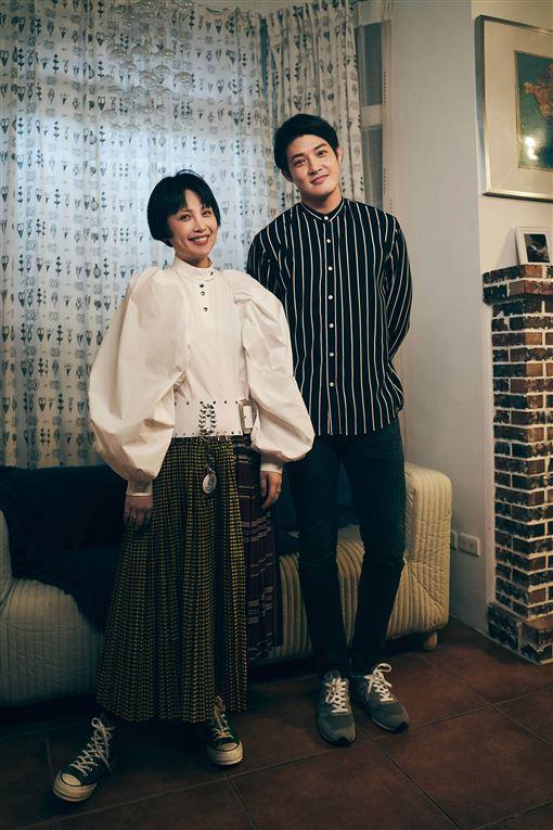 魏如萱,柯佳嬿和寇家瑞來擔任《恐慌症》MV男女主角(照片提供:好多音樂)