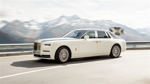▲Rolls-Royce Phantom(圖/翻攝網路)