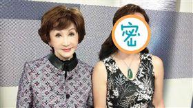劉曉慶度過63歲生日,曬出與73歲的美容大王鄭明明的合影。微博