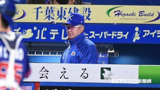 ▲世界棒球12強賽金卿文韓國隊崔一彥。(圖/記者王怡翔攝影)