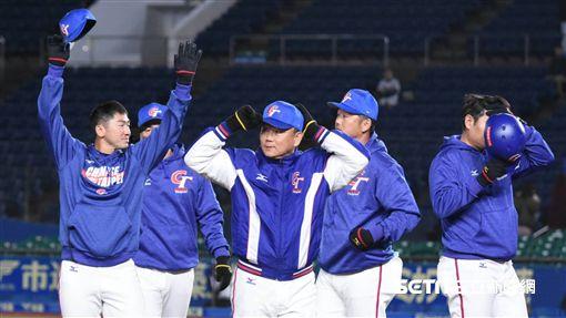▲12強中華隊7:0擊敗韓國。(圖/記者王怡翔攝影)