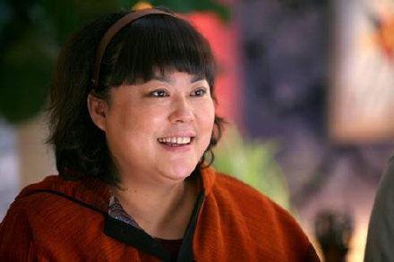 大陸女星李菁菁(微博)