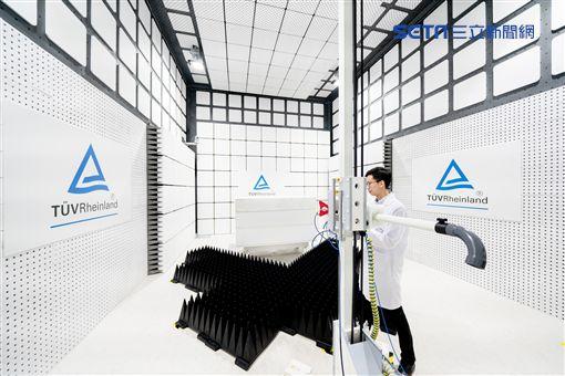 IoT 技術中心斥資上億  德國萊因用物聯三箭打造連網用戶安全體驗 (圖/TUV提供)