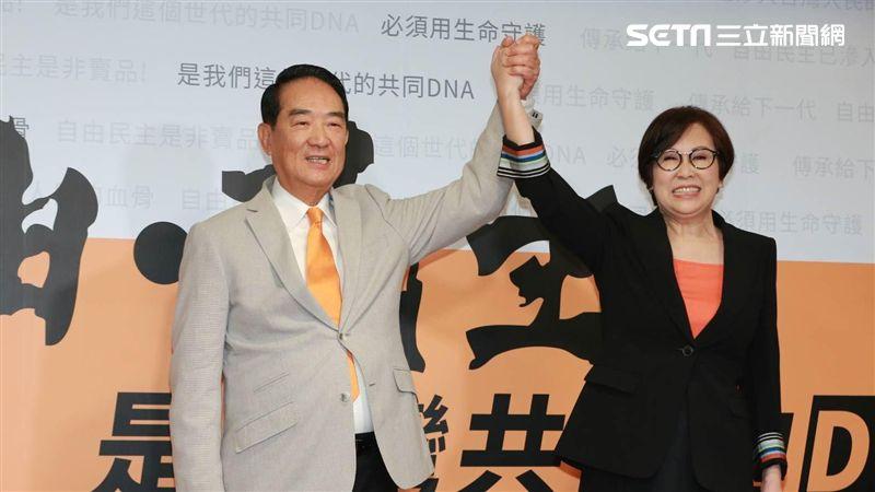 你同意嗎?余湘喊「我是台灣人,也是中國人」:兩岸能和平