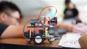 ▲2019全國火星任務科學競賽於科博館舉行(圖/東海大學提供)