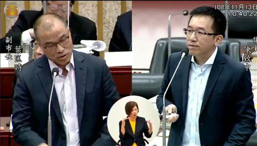 議會,韓國瑜,陳致中,葉匡時,舉債