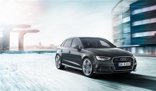 ▲Audi A3 Sportback。(圖/Audi提供)