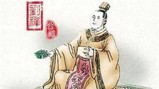 ▲劉禪(圖/翻攝自百度百科)