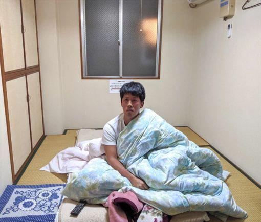 日本飯店一晚40元有找!電視、榻榻米 附帶「條件」傻眼了(圖/翻攝自 SoraNews24 網站)