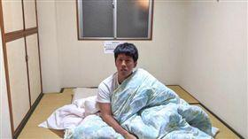 日本飯店一晚40元有找!電視、榻榻米 附帶「條件」傻眼了 (圖/翻攝自 SoraNews24 網站)