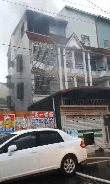 屏東縣,火警,校長,鐵皮,內埔