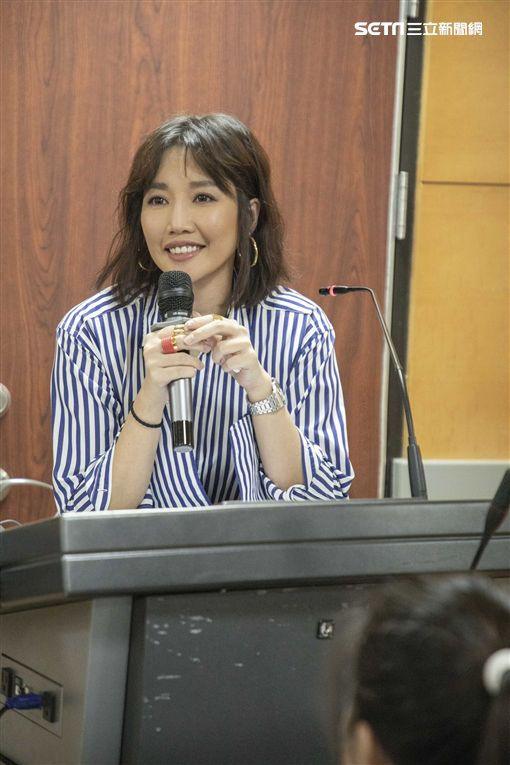 A-Lin首次大學開講 自爆差一點當女警索尼音樂提供