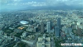 台北市,房產,房市,台北101觀景台。(圖/記者馮珮汶攝)