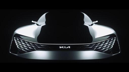 ▲KIA Futuron SUV電動概念休旅。(圖/翻攝網站)
