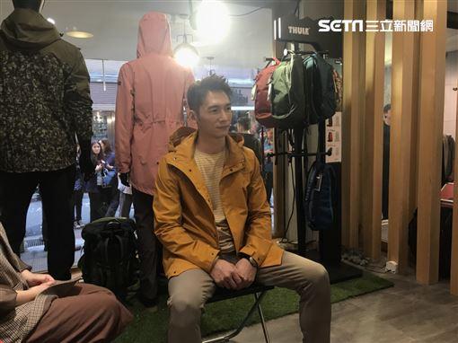 記者邱于倫攝影  現年41歲的男星溫昇豪