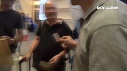 五分埔成衣大亨淪詐騙首腦!遙控年輕車手 返台探親機場遭逮