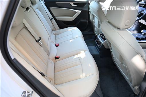 ▲Audi A6 40 TDI Premium。(圖/鍾釗榛攝影)