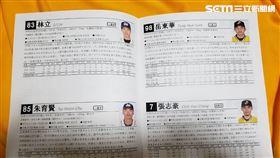 12強,棒球,球迷,名鑑,中華隊,應援(NoteKoga授權提供)