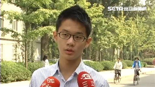 李戡談邱毅圖資料照
