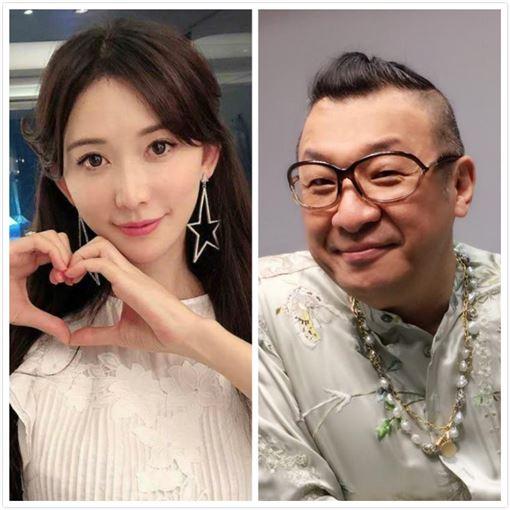 林志玲,洪偉明,婚禮,大咖(翻攝自微博)