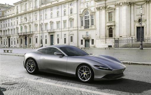 ▲Ferrari Roma。(圖/Ferrari提供)