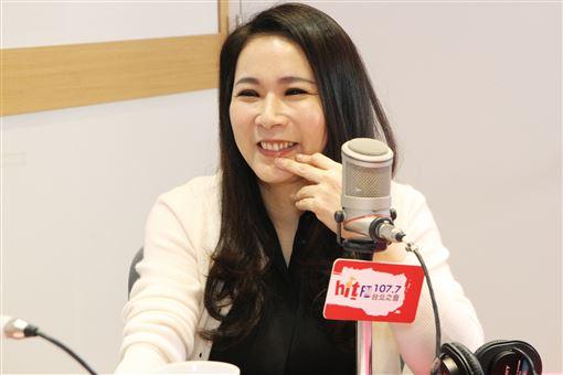 劉宥彤 圖/Hit Fm《周玉蔻嗆新聞》製作單位提供