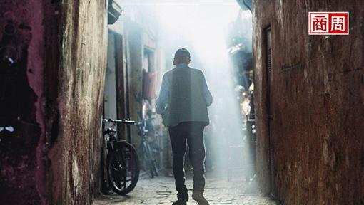 商周授權 摩洛哥老人照片