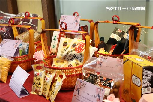 林志玲嫁妝一牛車/台南市政府提供