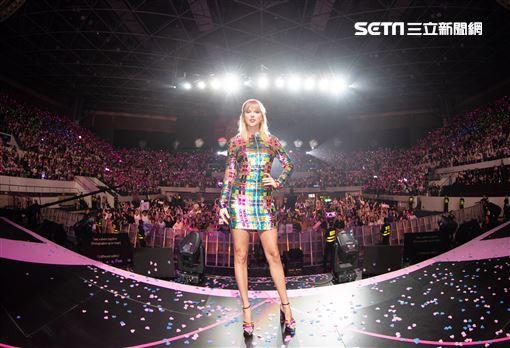 流行天后泰勒絲全美音樂獎演出遭前東家阻撓 環球唱片提供