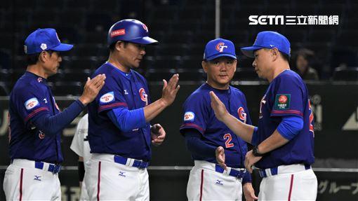 ▲12強中華隊教練團總教練洪一中。(圖/記者王怡翔攝影)