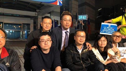 國民黨台北市議員游淑慧,羅智強 圖/翻攝自游淑慧臉書