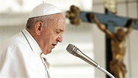 義大利媒體報導,教宗方濟各可望在19日啟程的亞洲行中親自針對香港事件發言。(圖取自教宗IG網頁instagram.com/franciscus)