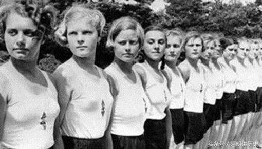 納粹女兵3(圖/翻攝自網路)