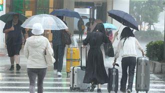 梅雨季第一道鋒面 注意劇烈天氣
