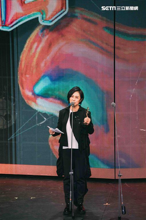 金音獎黃韻玲特別貢獻獎李壽全頒獎 文化部影視及流行音樂產業局提供