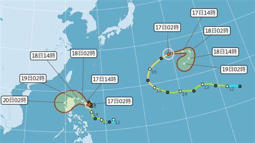 颱風/氣象局