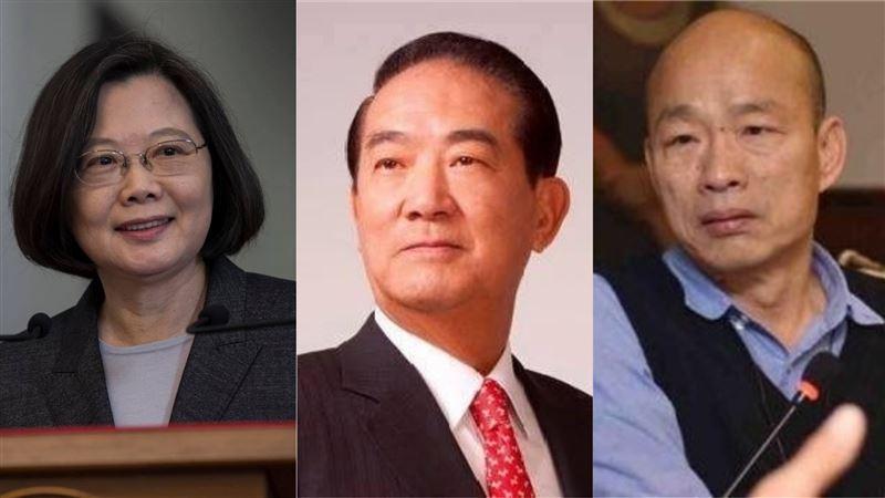 找不會開飛機的韓國瑜開飛機 宋楚瑜:國民黨把命送給人家