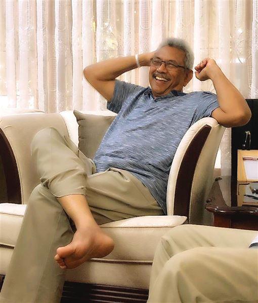 Gotabaya Rajapaksa 圖/推特