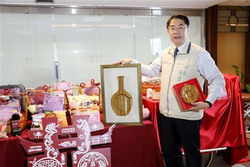 ▲林志玲(圖/台南市政府提供)