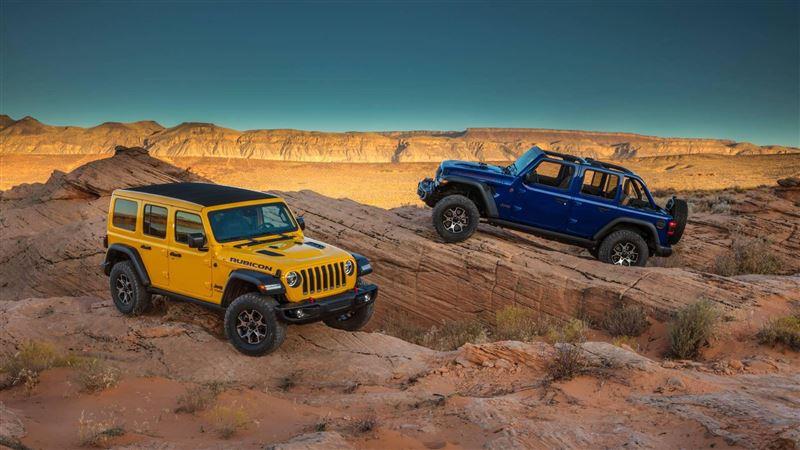 Jeep藍哥在美國首推柴油動力 加滿油可跑805公里
