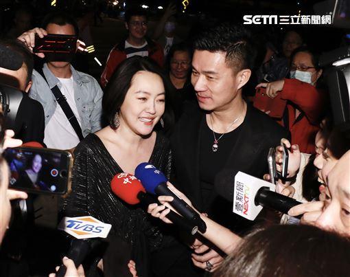 小S現身林志玲南美館婚禮 記者/林聖凱攝影