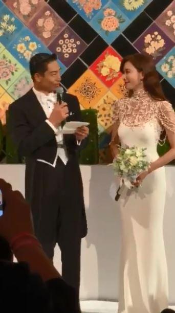 林志玲 AKIRA 翻攝自林健寰臉書