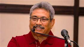 拉賈帕克薩(Gotabaya Rajapaksa)在總統大選獲勝(圖/翻攝自Gotabaya Rajapaksa臉書)