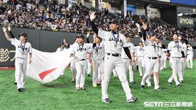 ▲12強日本隊監督稻葉篤紀領軍拿下冠軍。(圖/記者王怡翔攝影)