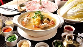 ▲火鍋(圖/台北凱撒大飯店提供)