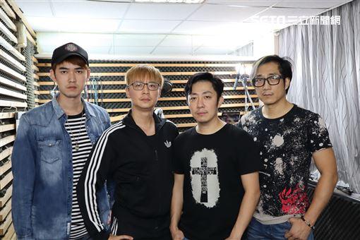 87樂團新歌安放MV圖片提供:樂音唱片