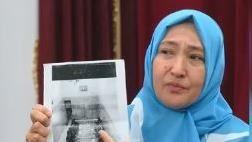 新疆,維吾爾族,迫害,女性,再教育