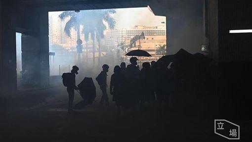 反送中警民衝突 香港理工大學18日成為反送中主戰場Stand News 立場新聞臉書